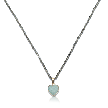 By Heart Necklace